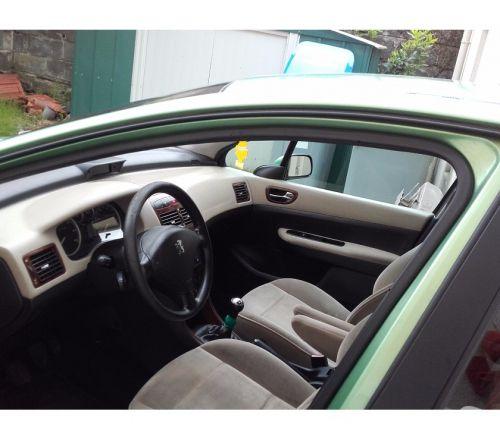 vends ma voiture une peugeot 307 hdi 2 0 110 xp premium voiture occasion fontaine. Black Bedroom Furniture Sets. Home Design Ideas