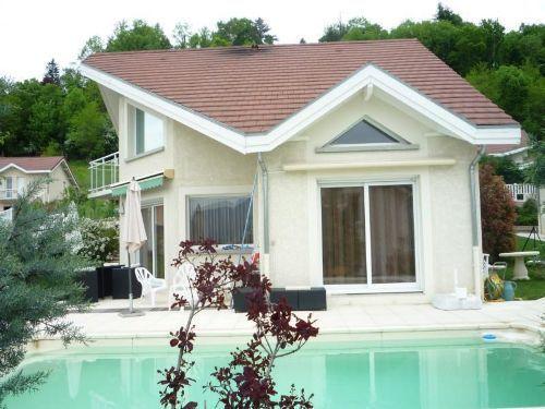 Maison villa 5 pi ces vente maison villa la buisse for Terrain la buisse